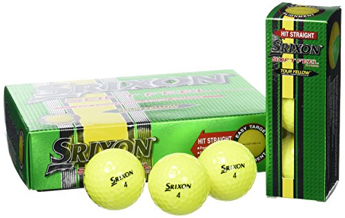 Bolas Golf Srixon Soft Feel Marca Srixon