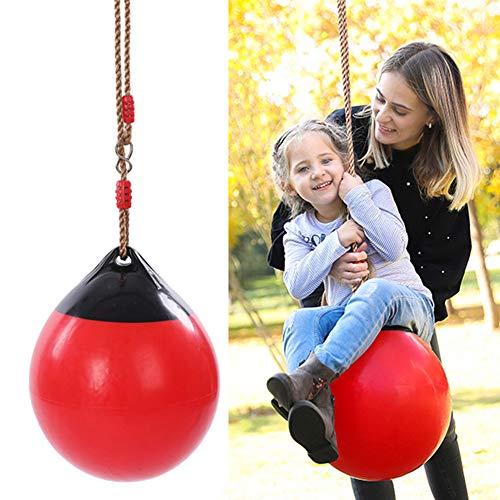Boei Ball Swings Set Kids Swing Seat Met Kabel Boot Fender Ball Ronde Anker Boei Opblaasbare Boei Ball Swings Set Creative Playthings