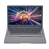 Jumper EZbook X3 13,3 Zoll FHD Laptop Windows 10 Dünnes und leichtes Notebook Intel Apollo Lake N3350 Prozessor 6GB Speicher 64GB eMMC unterstützung 256 GB TF Karte, m.2 SSD erweiterung - Silber