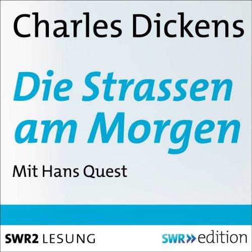 Die Strassen am Morgen audiobook cover art