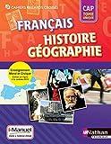 Français Histoire-Géographie Tome unique CAP Cahiers regards croisés CAP i-Manuel bi-média - Livre avec i-manuel
