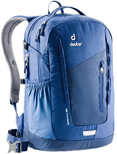 Deuter Unisex-Adult StepOut 22 Rucksack, Midnight-Steel, 46 x 30 x 19 cm, 22 L