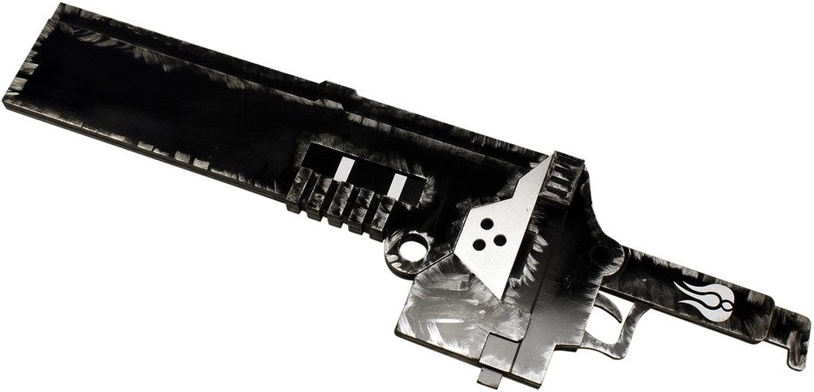 Mtxc RWBY Cosplay Blake Belladonna Prop Toy Weapons Gambol Shroud Black