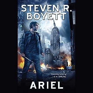 Ariel audiobook cover art