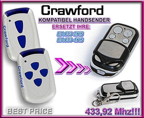 Handsender NORMSTAHL RCU 433 2K