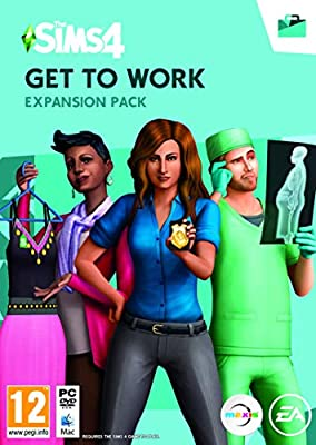 The Sims 4 Get to Work [PC Code - Origin]