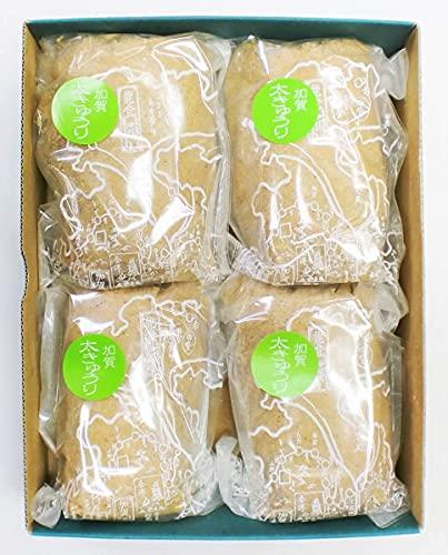 お取り寄せ 漬物 ギフト プレゼント 加賀 太きゅうり 石川 [カネナカ食品工業] 加賀太きゅうり糠漬け /お取り寄せ 漬物