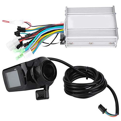 petit un compact Contrôleur de moteur sans balais bien entretenu avec panneau LCD étanche, 24V / 36V / 48V /…