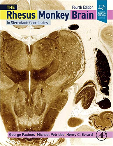 The Rhesus Monkey Brain in Stereotaxic Coordinates: Fourth Edition