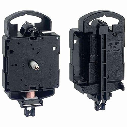 Junghans Pendel-Quarz-uhrwerk W 817, Pendelwerk ZW 20,01 mm