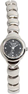 Casual Watch for Women by Accurate, Silver, Inlay, ALQ301S
