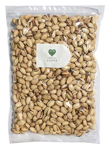 ピスタチオ 1kg ほどよい塩味 アメリカ産 国内加工 化学調味料不使用 食品添加物不使用 業務用