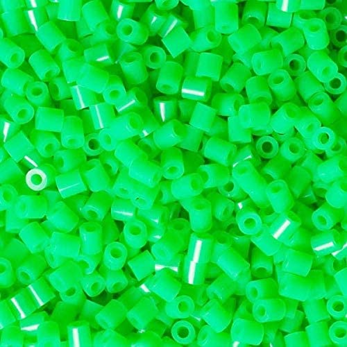 LIHAO 5mm Iron Fuse 70% OFF Outlet Beads OFFicial - Light Refill Green