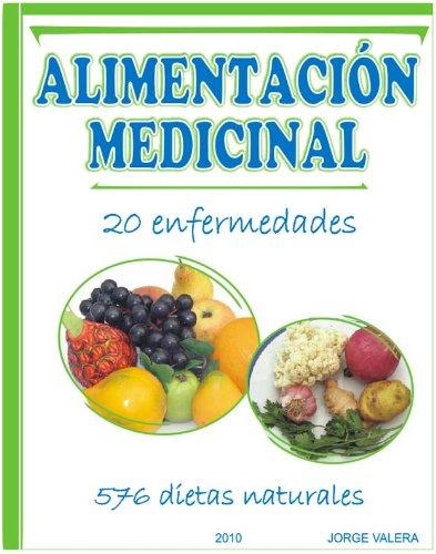 ALIMENTACIÓN MEDICINAL Solución para 20 enfermedades (acidez, acne, asma, alergias, frigidez...) m