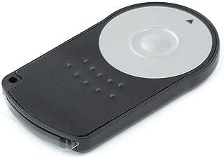 CELLONIC® Control Remoto Compatible con Canon EOS 700D 760D 750D 70D 7D Mark II 6D 650D 80D 100D M3 Compatible con Pentax K-1 K5 Disparador infrarojo RC-1 RC-5 RC-6 Disparador Remoto Mando Distancia