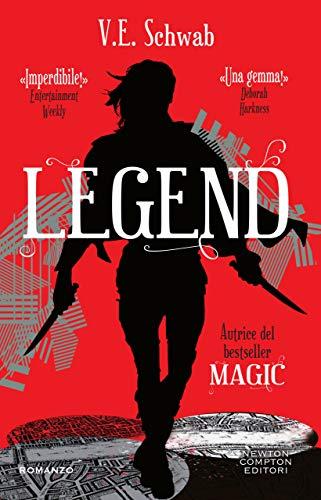 Legend (Magic Vol. 2)