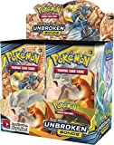 Pokemon TCG: Sun & Moon Unbroken Bonds Booster Box