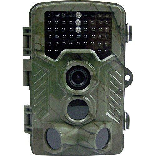 Berger + Schröter 12 MP Wildkamera, 32 GB, Full HD, camo, 1 Stück (1er Pack)