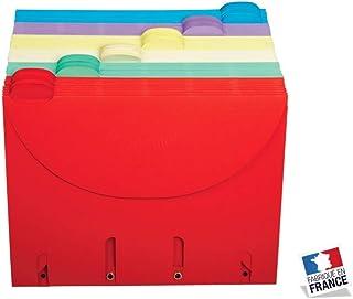 Smartfolder Assortis - Pack de 100 Pochettes de Rangement - format A4