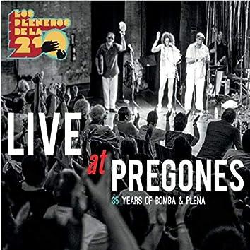 Live at Pregones