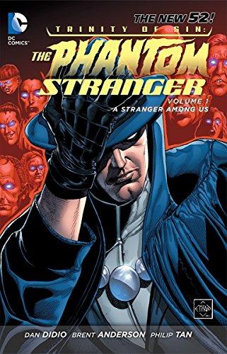 Trinity of Sin: The Phantom Stranger Vol. 1: A Stranger Among Us (The New 52)