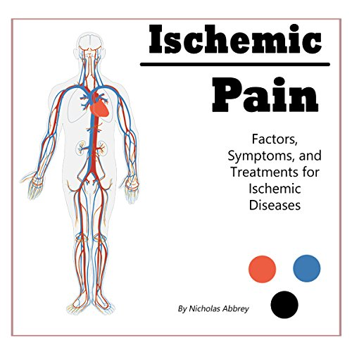 Ischemic Pain audiobook cover art