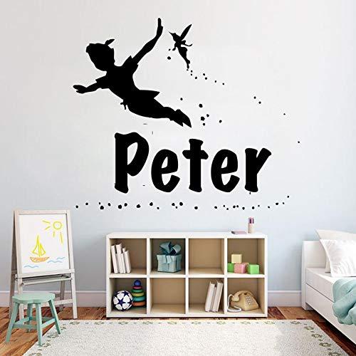 Calcomanías de pared para niños habitación de bebé dormitorio guardería decoración del hogar pegatinas de pared de vinilo