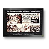 The best collection for all Indian elite force lovers. The sign of victory over Pakistan. The sign of deep historic win for the freedom of Bangladesh. A must have collectible item to show the valour of our forces. Designed by executive makers of extr...
