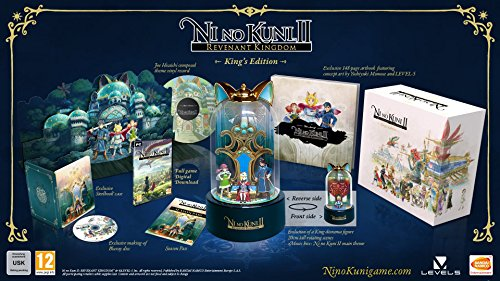 Ni No Kuni 2: Schicksal eines Königreichs (exkl. Bei Amazon.de) - King's Edition - [PC]