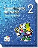 Proyecto Píxel, conocimiento del medio, 2 Educación PriMaría - 9788468300627