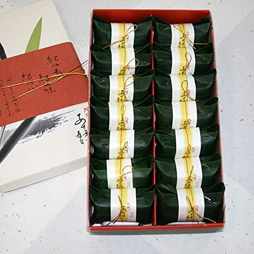 笹一『紀州あせ葉寿司化粧箱14個入り』