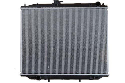 NRF 52082 Radiador refrigeración del motor