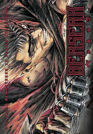Berserk: Complete series Collection Remastered (6-Disc Slim Case)