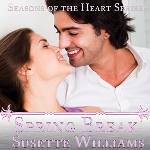 Spring Break     Seasons of the Heart, Book 3              By:                                                                                                                                 Susette Williams                               Narrated by:                                                                                                                                 Allyson Voller                      Length: 1 hr and 23 mins     10 ratings     Overall 4.1