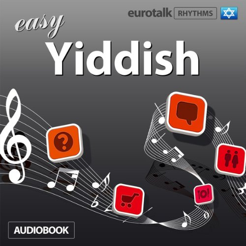 Rhythms Easy Yiddish audiobook cover art
