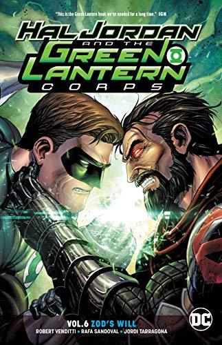 Hal Jordan and the Green Lantern Corps Vol. 6