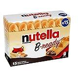 Nutella b-ready etui de 15 pieces - ( Prix Unitaire ) - Envoi Rapide Et Soignée