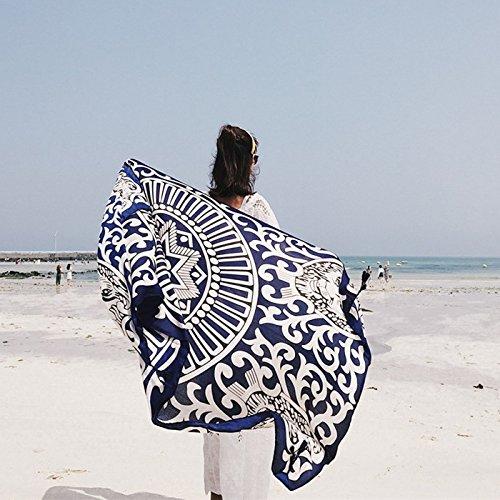 oumag Bali Strand Urlaub Sonnencreme Wickeln Kleid Strand Rock Schürze Bikini Schal C