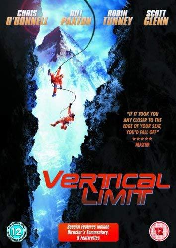 Vertical Limit [Reino Unido] [DVD]
