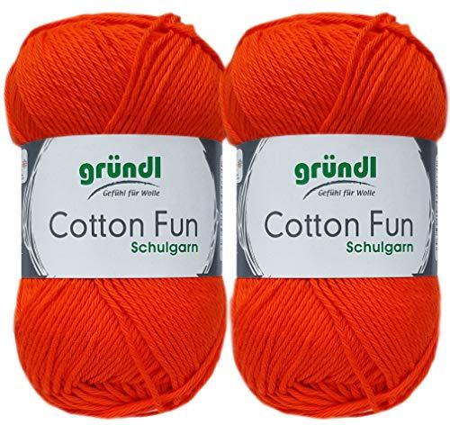 accesorios Gründl Cotton Fun amigurumis Mode algodón ideal para agarrador