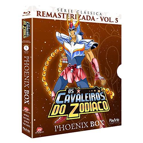 Cavaleiros do Zodíaco - 2 Discos/15 Episódios [Blu-ray]