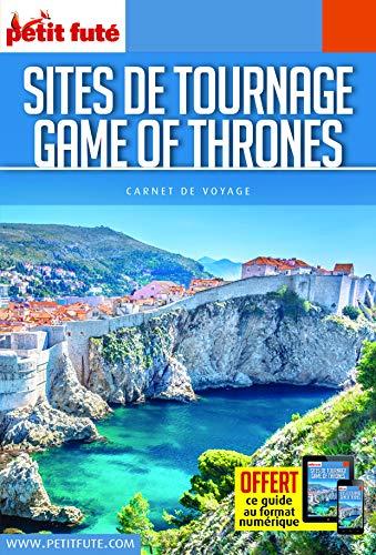 Guide Game of Thrones 2020 Carnet Petit Futé