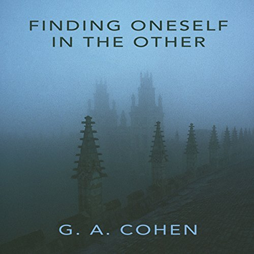 Finding Oneself in the Other audiobook cover art