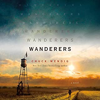 Wanderers audiobook cover art