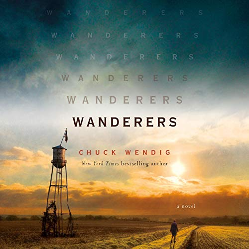Wanderers  By  cover art