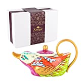 Artvigor Teiere Caffettiere Caraffe per tè e caffè in Porcellana Ceramica Anatra Set da ...