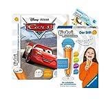 tiptoi Ravensburger 00801 - Libro de 4 a 7 años, diseño de Cars de Disney + lápiz Ravensburger