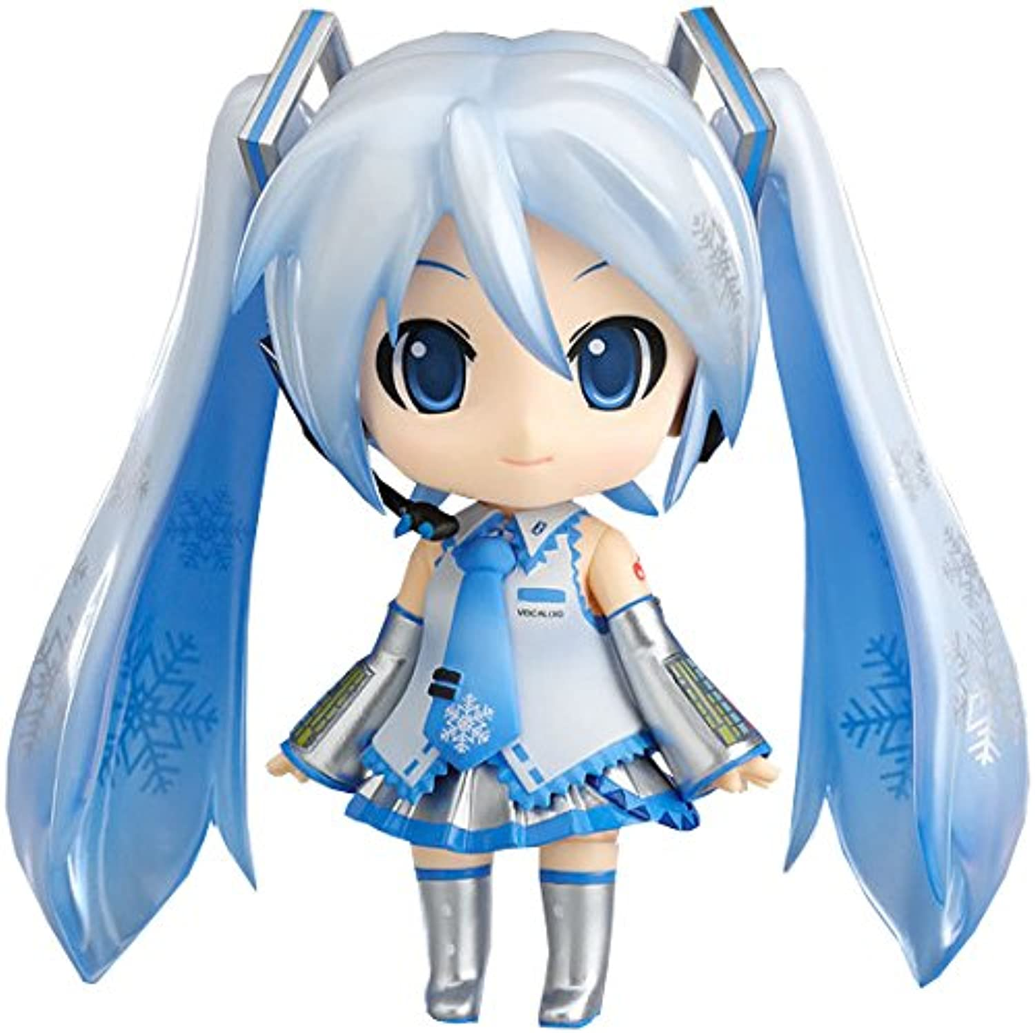 VOCALOID Snow Miku Hatsune Nendgoldid Action Figure [Wonder Festival 2010 Winter Limited] (japan import)