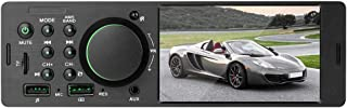 COODIO 12V Universal 4.1 Inch Dual USB TFT Car Stereo MP5 Player FM Radio Bluetooth 4.0 USB with Camera (Optional) Without...