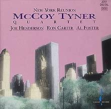 New York Reunion by McCoy Tyner Quartet (1990-01-01)